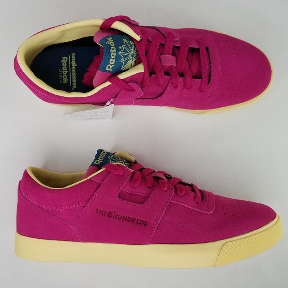 separation shoes b1e63 da730 Reebok Shoes | X The Hundreds Workout Clean Fvs 9 | Poshmark